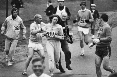 Kathrine Virginia Switzer, la prima donna maratoneta