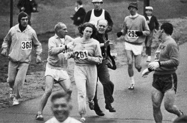 Kathrine Virginia Switzer, la prima donna maratoneta