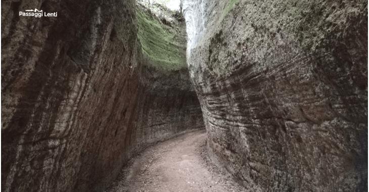 Necropoli di Sovana: le Vie Cave