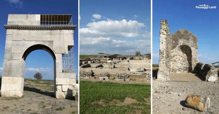 Rovine del Parco Archeologico di Vulci