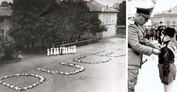 Balilla durante il fascismo