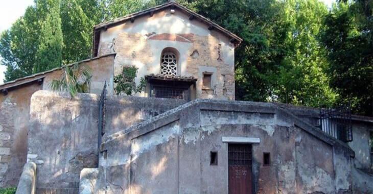 Chiesa di Santa Passera a Roma