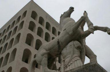 Eur. Il Colosseo Quadrato
