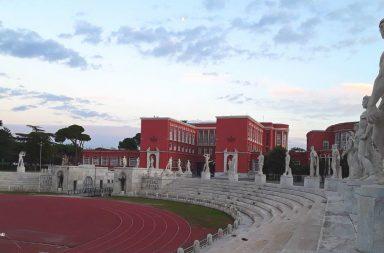 Foro Mussolini: lo stadio dei Marmi