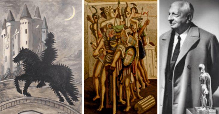 La pittura metafisica di Giorgio De Chirico