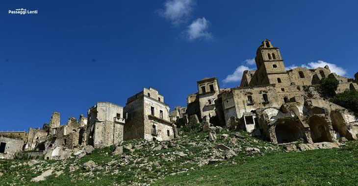 Craco in Basilicata