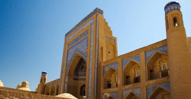 La Madrasa di Khiva in Uzbekistan