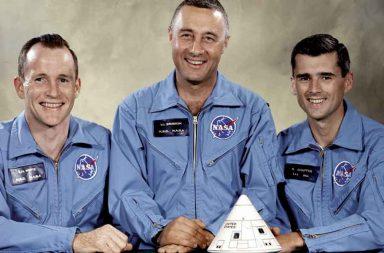 Gli astronauti dell'Apollo 1