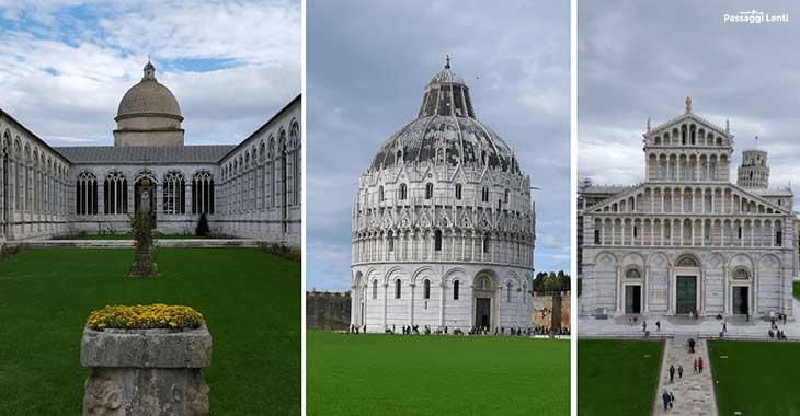 Cosa vedere in un giorno a Pisa