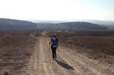 Viaggio in Terra Santa: a piedi verso Nazareth