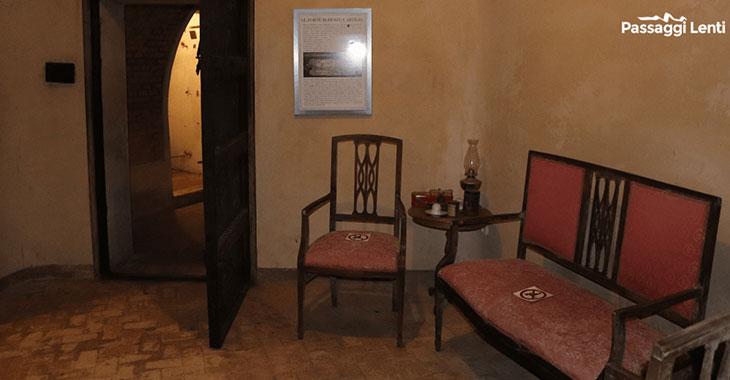 L'interno del bunker di Villa Ada: cosa vedere