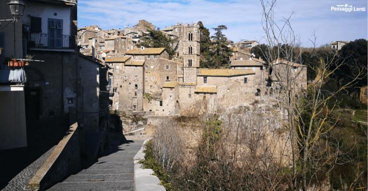 Il centro storico di Ronciglione