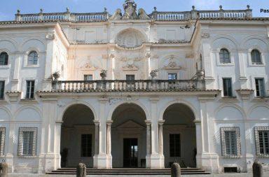 Villa Falconieri, Frascati