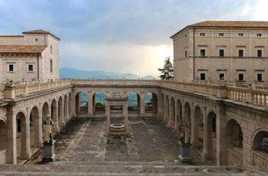 Storia dell'Abbazia di Montecassino