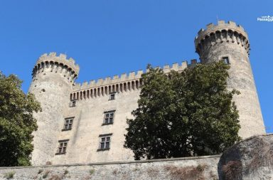 Castello di Bracciano: esterno