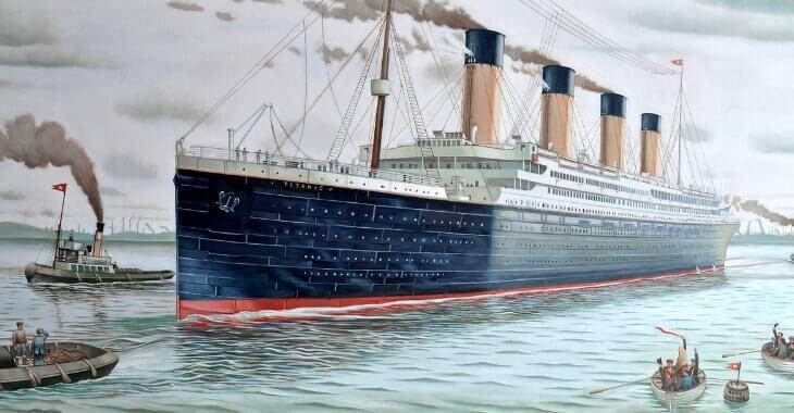 Storia del Titanic