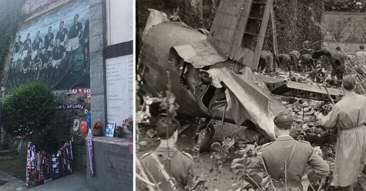 La tragedia di Superga: l'incidente aereo che spezzò i sogni del Grande Torino