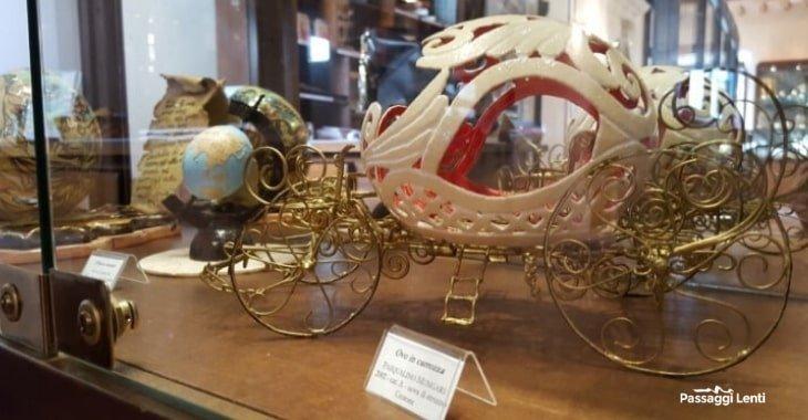 """Uovo in carrozza"" di Pasqualino Mungari"