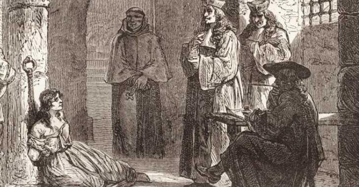 La stregoneria nel Medioevo