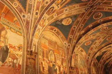 Santa Maria della Scala a Siena