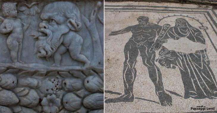 Necropoli di Portus, tombe romane