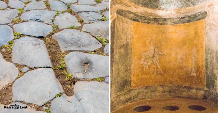 Necropoli di Fiumicino, le tombe