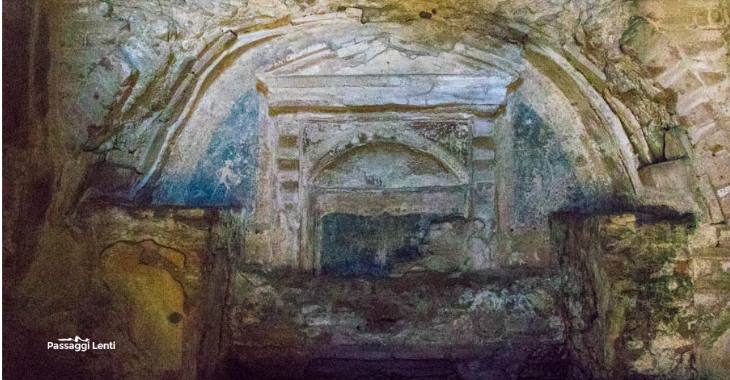 Necropoli di Portus, tomba