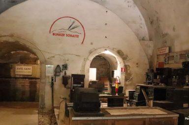 Bunker Soratte. Il rifugio antiaereo voluto da Mussolini