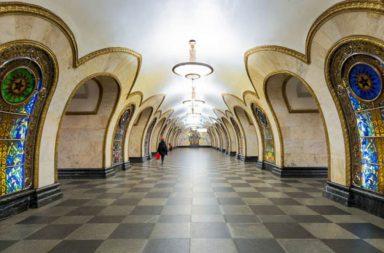Metro di Mosca, cosa vedere