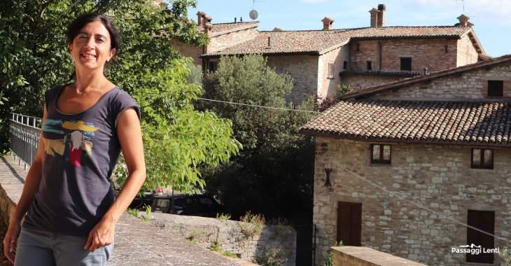 Alessandra La Ruffa, ideatrice e blogger di Passaggilenti.com. I nostri contatti
