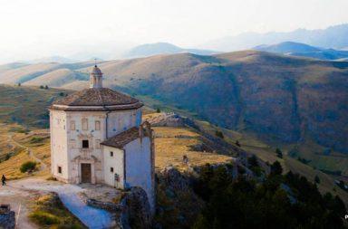 Rocca Calascio, uno dei borghi della Baronia