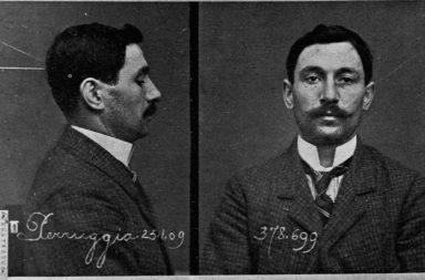 Vincenzo Peruggia, l'autore del furto della Gioconda dal Louvre