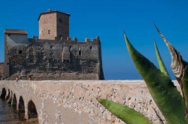 Il castello di Torre Astura