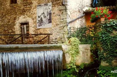 Borgo di Rasiglia in Umbria