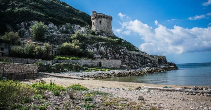 La spiaggia di Torre Paola