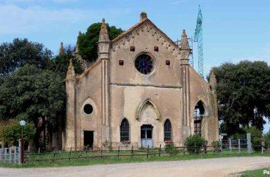 La Chiesa negootica al borgo della Farnesiana