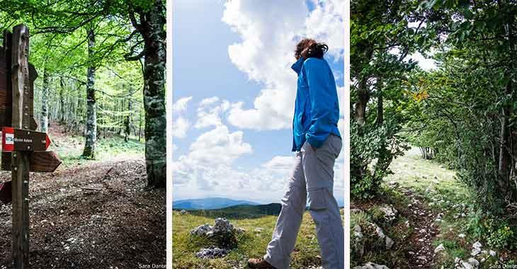 Escursione sul Monte Autore
