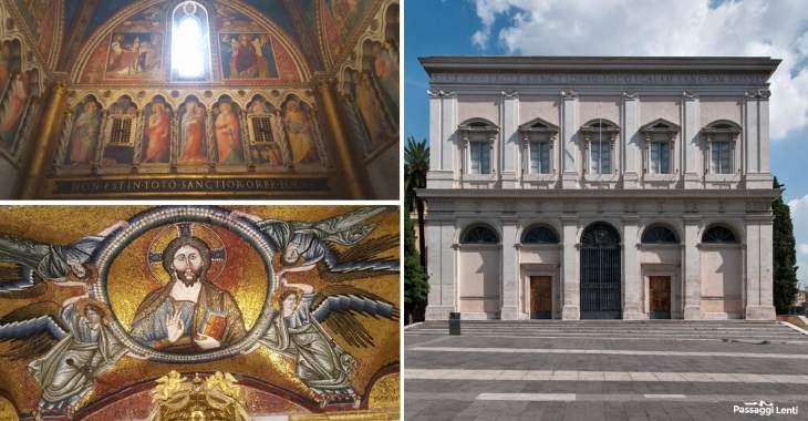 Sancta Sanctorum e Scala Santa a Roma