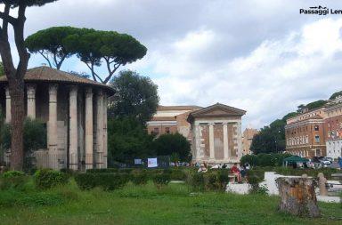 Tempo di Ercole Vincitore al Foro Boario: una Roma segreta