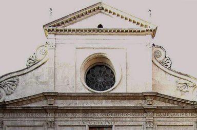 Chiesa di Sant'Agostino in Campo Marzio