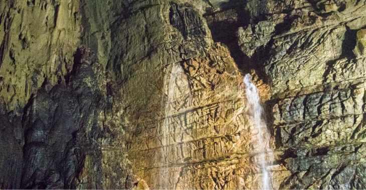 Grotte famose in Abruzzo: Stiffe