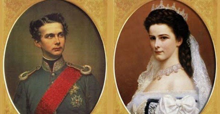 Ludovico II e Sissi