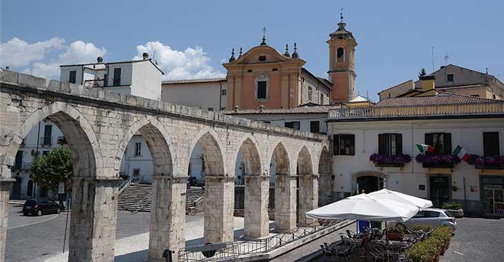 Transiberiana d'Abruzzo, la partenza da Sulmona