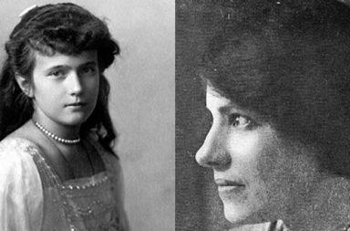 Anna Anderson era Anastasia Romanov?