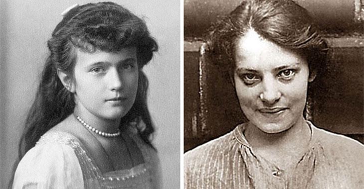 Anna Anderson, la donna che diceva di essere Anastasia Romanov