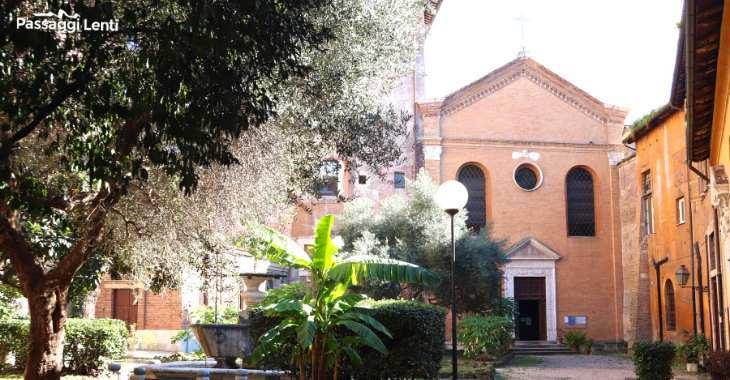 San Cosimato, Roma Trastevere