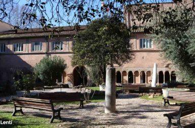 San Cosimato a Roma, l'ex convento