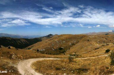Transumanza, tratturro in Abruzzo