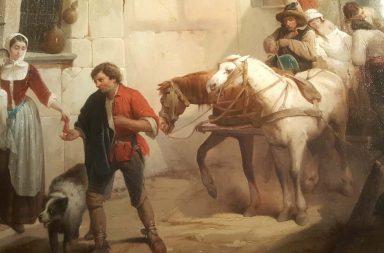 Don Ferrante de I Promessi Sposi e la peste