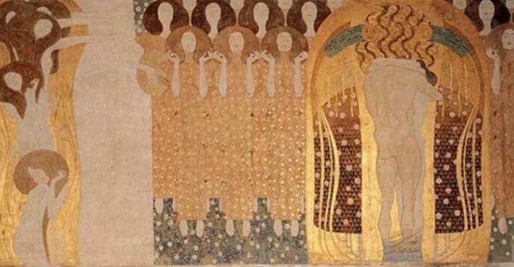 Fregio di Beethoven di G. Klimt